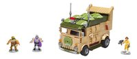 Mega Bloks Teenage Mutant Ninja Turtles Classic Party Wagon-Artikeldetail