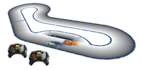Hot Wheels autobaan Intelligent race system