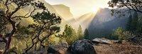 Ravensburger panoramapuzzel Yosemite Park-Vooraanzicht