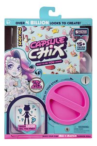 Capsule Chix CTRL+ALT+Magic Collection Saison 1-Avant