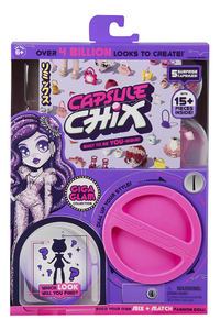 Capsule Chix Giga Glam Collection Saison 1-Avant