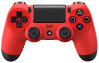 PS4 Wireless DualShock 4 controller rood