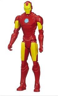 Figuur Avengers Titan Hero Series Iron Man-Vooraanzicht