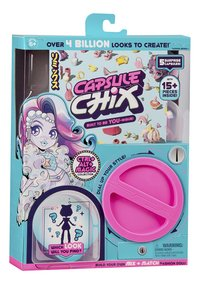 Capsule Chix CTRL+ALT+Magic Collection Saison 1-Côté gauche