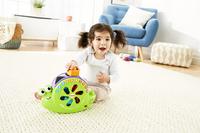 Fisher-Price jouet d'activité 3 en 1 Mon Ami l'Escargot-Image 1