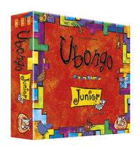 Ubongo Junior-Vooraanzicht