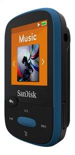 SanDisk lecteur MP3 Sansa Clip Sport 8 Go bleu-Côté droit