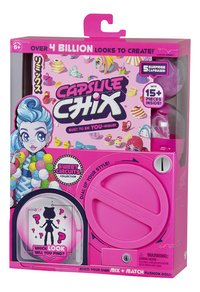 Capsule Chix Sweet Circuits Collection Season 1-Rechterzijde