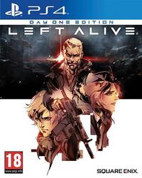 PS4 Left Alive D1 ENG/FR-Vooraanzicht
