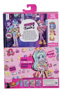 Capsule Chix Sweet Circuits Collection Season 1-Achteraanzicht