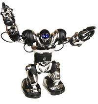WowWee Robot Robosapien X Chrome-Linkerzijde