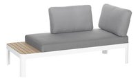 Ensemble Lounge Portals blanc-Détail de l'article
