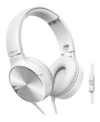 Pioneer hoofdtelefoon SE-MJ722T wit