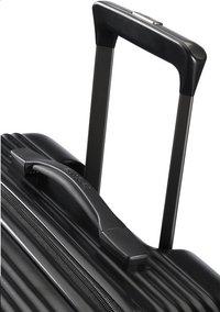 Samsonite harde reistrolley Rectrix Spinner Matte Black 55 cm-Bovenaanzicht