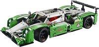 LEGO Technic 42039 24 uurs-racewagen-Vooraanzicht