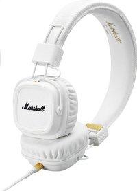 Marshall hoofdtelefoon Major II wit