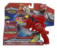 Set Power Rangers T-Rex Super Charge Morpher ANG