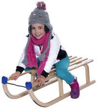 Davos houten slee-Afbeelding 1
