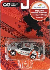 DreamLand Road Racer Mercedes Vodafone zilver-Vooraanzicht