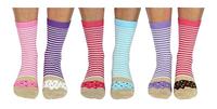 United Odd Socks Donuts 6 sokken maat 37-42-Artikeldetail