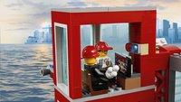 LEGO City 60215 La caserne de pompiers-Image 1