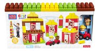 Mega Bloks First Builders Ferme en folie