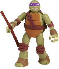 Actiefiguur Teenage Mutant Ninja Turtles Mutations Mix N'Match Donatello
