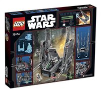 LEGO Star Wars 75104 Kylo Ren's Command Shuttle-Arrière