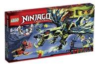 LEGO Ninjago 70736 L'attaque du dragon Morro-Avant
