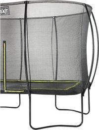 EXIT ensemble trampoline Silhouette L 3,66 x Lg 2,44 m noir-Détail de l'article