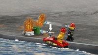 LEGO City 60215 La caserne de pompiers-Image 3