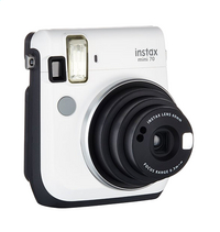 Fujifilm appareil photo instax mini 70 blanc