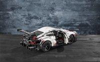 LEGO Technic 42096 Porsche 911 RSR-Afbeelding 4