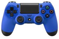 PS4 Wireless DualShock 4 controller blauw-Vooraanzicht