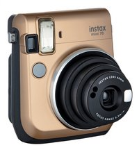Fujifilm appareil photo instax mini 70 or