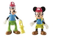 Figurine La Maison de Mickey Mickey & Goofy Outdoor Adventure