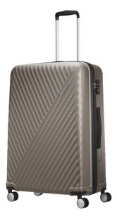 American Tourister Harde reistrolley Visby Spinner pearl cream 76 cm-Afbeelding 1