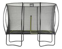 EXIT ensemble trampoline Silhouette L 3,66 x Lg 2,44 m noir-Avant