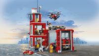 LEGO City 60215 La caserne de pompiers-Image 4
