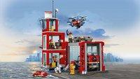 LEGO City 60215 Brandweerkazerne-Afbeelding 4
