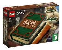 LEGO Ideas 21315 Uitklapboek-Linkerzijde
