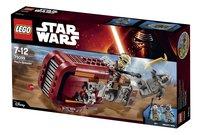 LEGO Star Wars 75099 Rey's Speeder-Rechterzijde