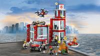LEGO City 60215 Brandweerkazerne-Afbeelding 5