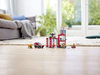LEGO City 60215 Brandweerkazerne-Afbeelding 6