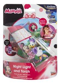GoGlow Nacht-/zaklamp Minnie-Vooraanzicht