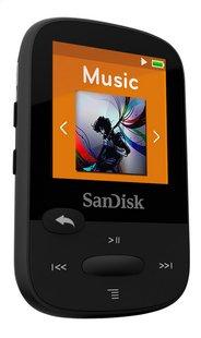 SanDisk lecteur MP3 Sansa Clip Sport 8 Go noir-Côté gauche
