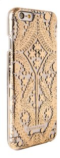 bigben cover Christian Lacroix Paseo 3D iPhone 6, 6s goud-Linkerzijde