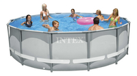 Intex piscine Ultra Frame Pool diamètre 4,27 m