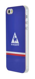 bigben coque Le coq sportif pour iPhone SE/5/5s bleu-Côté droit