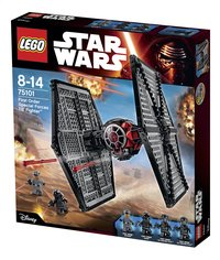 LEGO Star Wars 75101 First Order Special Forces TIE fighter-Rechterzijde